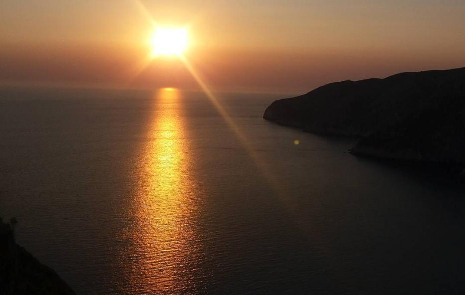 Kampi Sunset Zante History